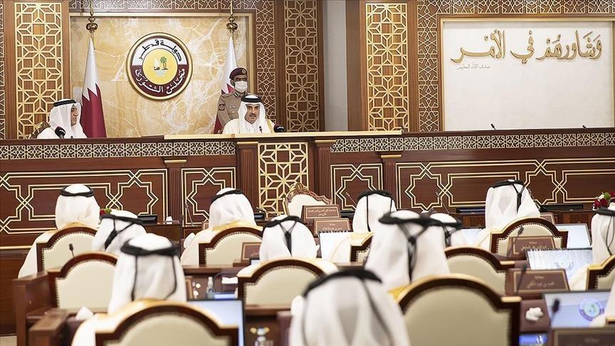 Katar'da ilk kez halkın seçtiği milletvekilleri görev başında
