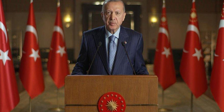 """Cumhurbaşkanı Erdoğan: """"Güvenilir gıdaya erişim bir imtiyaz değil, temel bir haktır"""""""