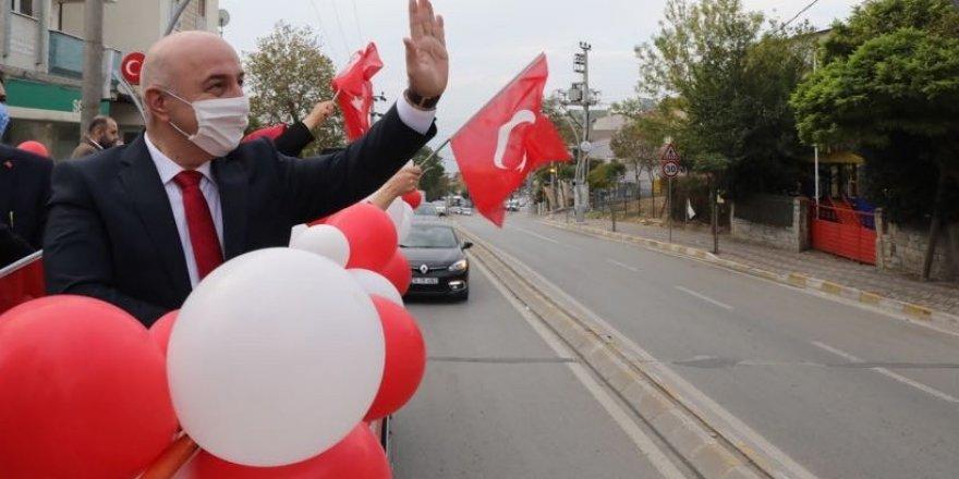 Darıca Belediyesi'nden 29 Ekim özel çekilişi