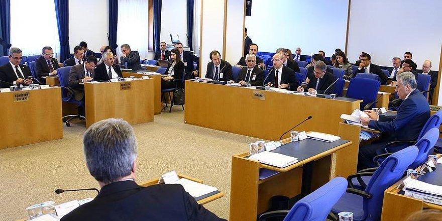 Plan ve Bütçe Komisyonunda tartışma