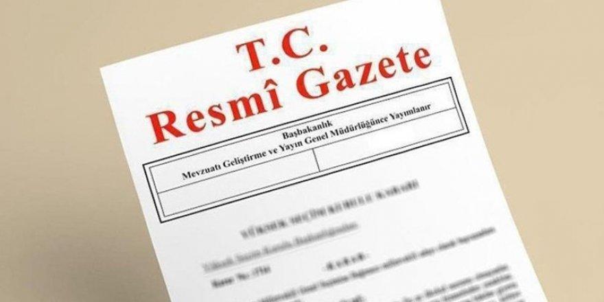TSK'nin Lübnan'da BM Geçici Görev Gücüne verdiği desteğin 1 yıl daha uzatılmasına ilişkin TBMM kararı Resmi Gazete'de