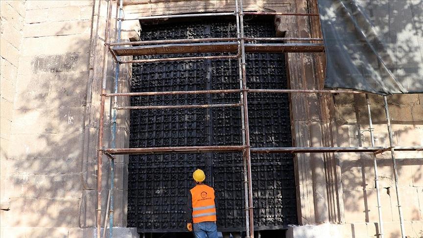 Diyarbakır Surları restore edilen ihtişamlı kapılarına birbiri ardına kavuştu