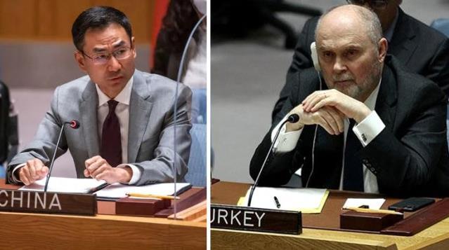 Türkiye, Suriye çağrısı yapan Çin'e sert tepki gösterdi: İnsan haklarını ihlal edenlerden ders alacak değiliz