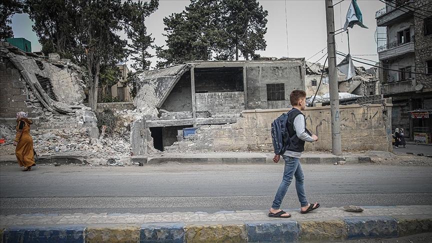 İdlib'de 13 sivilin öldüğü rejim bombardımanının tanıkları dehşet anlarını unutamıyor