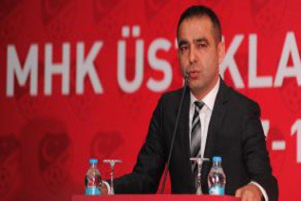 MHK Başkanı Kuddusi Müftüoğlu'ndan İstifa Sorusuna Tek Kelimelik Yanııt