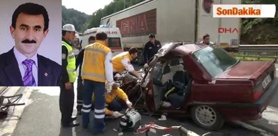 Fehmi Güven kazada öldü!
