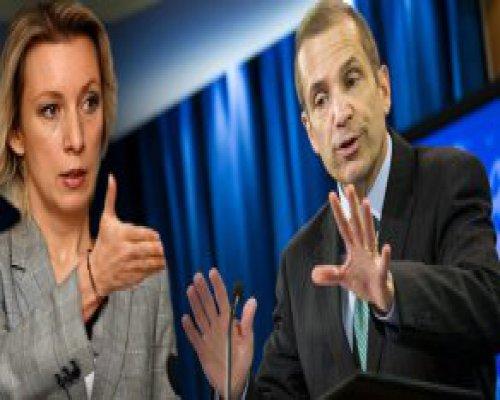 """ABD İle Rusya Arasında """"Çeneni Kapat"""" Kavgası"""