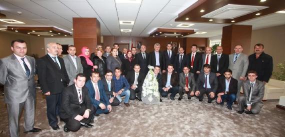 Karaosmanoğlu STK'ları dinledi
