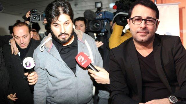 Atilla Taş Reza Zarrab Paylaşımında AK Parti'li Vekillerede Göndermede Bulundu