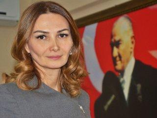 Azeri vekil Paşayeva: Bugün Türkiye'ye sahip çıkma zamanı