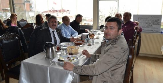 Türk Eğitim Sen üyeleri Darıca'da buluştu!