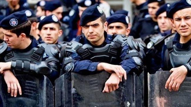 15 bin polis kadrosu komisyonda kabul edildi