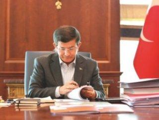 Başbakan Davutoğlu'nun hiç uyumadığı 3 gece