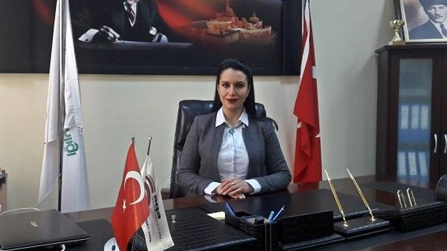 Devlet Hastanesi Bashekimi Cumhurbaskani Erdogan