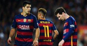 Barcelona, Sahasında Valencia'ya 2-1 Yenildi
