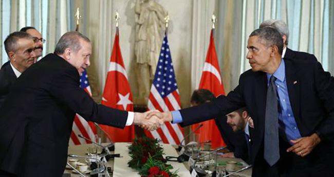 Türkiye'den Obama'ya sert çıkış!
