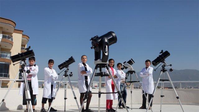 Yılın En Önemli Astronomi Olayı 9 Mayıs günü Bornova'dan izlenebilecek