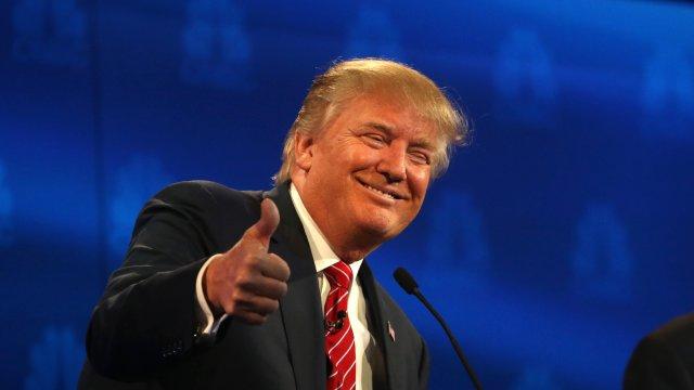 Trump'ın Başkanlık Adaylığı Kesinleşti