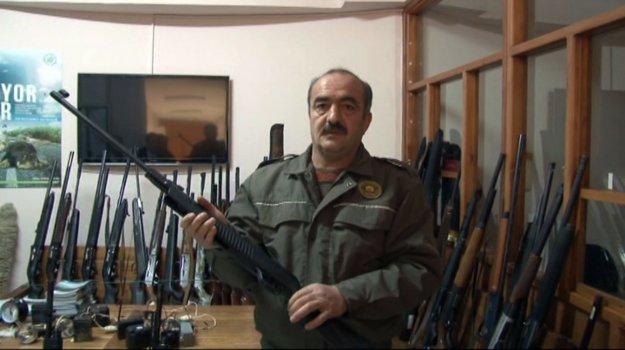 Kocaeli'de 72 kaçak avcı yakalandı