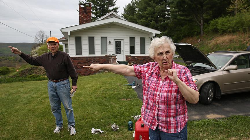 Gülen'in gizli yaşamından Amerikalı komşuları da tedirgin