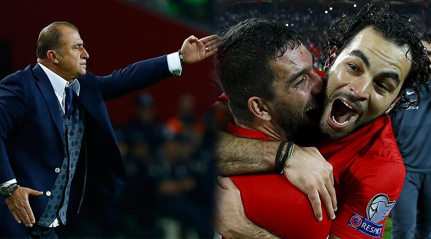 FATİH TERİM, A MİLİ TAKIM'IN EURO 2016 ADAY KADROSUNU AÇIKLADI