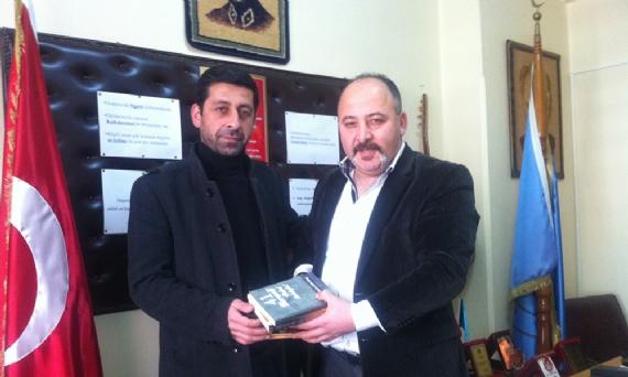 BAYŞAD'dan Türk Ocağı'na ziyaret