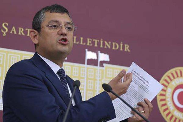 CHP'li Özgür Özel: Biz  o kurşunu attırmamasını da biliriz...