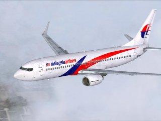 Malezya uçağına ait yeni enkaz bulundu