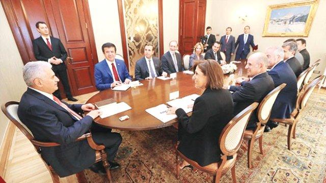 Patronların Başbakan'dan isteği