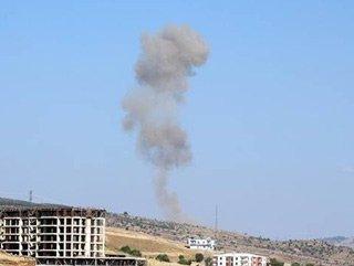 Şırnak'ta askeri gözetleme kulesine bombalı saldırı