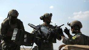 ABD askerlerinin silahı Türkiye'de!