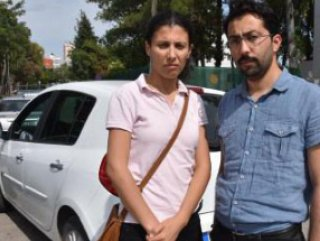 Kaza yapan kadın öğretmen tekme tokat dövüldü