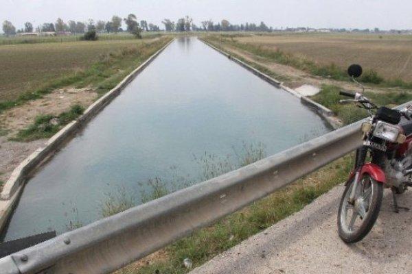 Abdest Alırken Düştüğü Sulama Kanalında Boğuldu