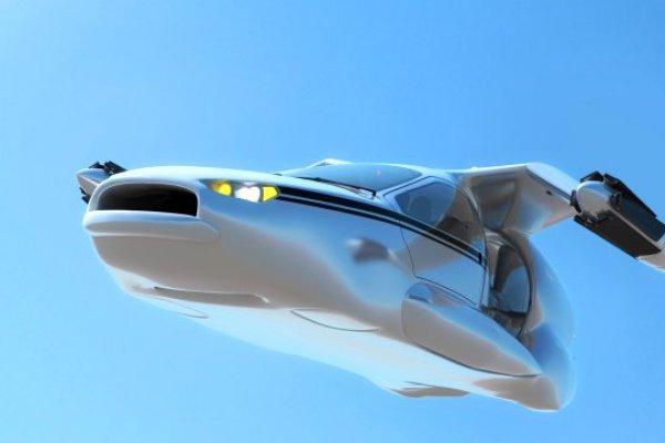 Google'ın CEO'su Uçan Arabalara Dudak Uçuklatan Yatırım Yaptı !
