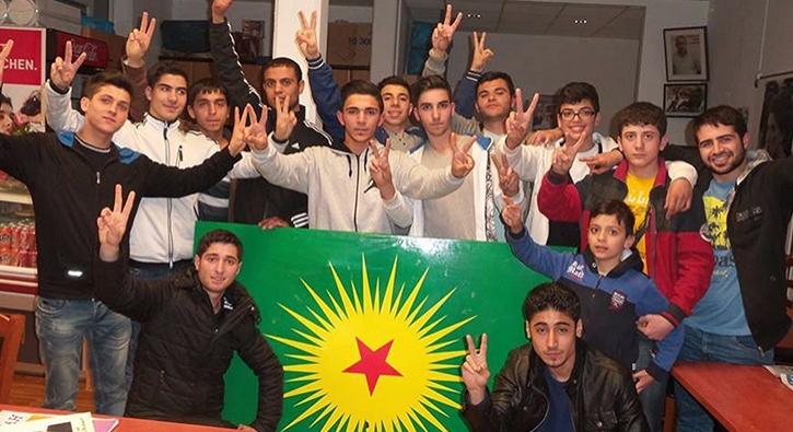 Diyarbakırlı öğrencilerden  PKK'ya ziyaret