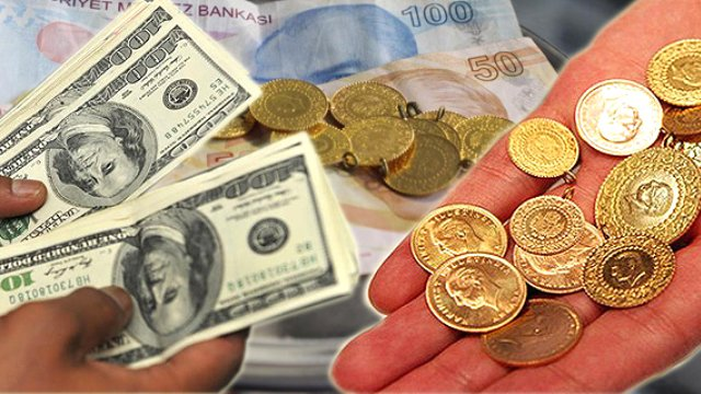 Dolar ve altında sert yükseliş