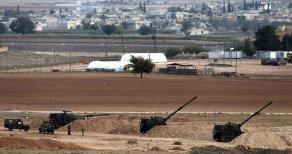 Obüsler IŞİD'e nefes aldırmıyor