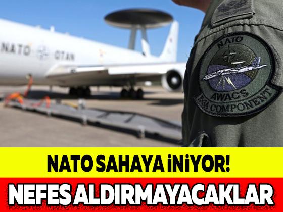 NATO SAHAYA İNİYOR! NEFES ALDIRMAYACAKLAR