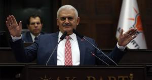 Başbakan, MHP ve CHP'ye teşekkür etti