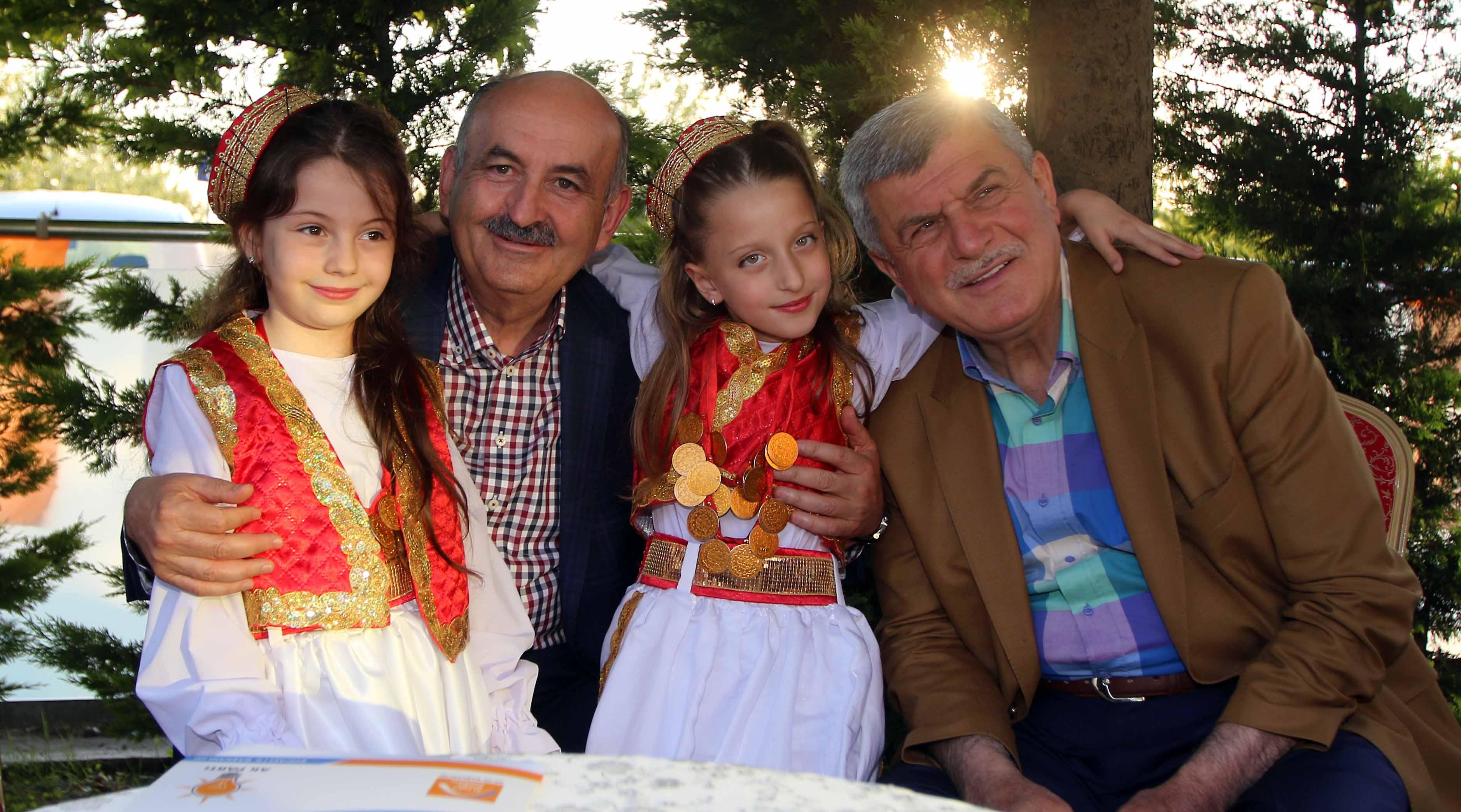 Müezzinoğlu, Balkan Evi'ne konuk oldu