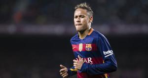 Neymar'dan geri vites