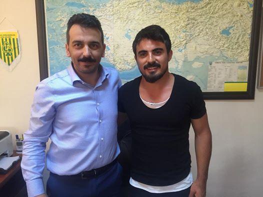 4'üncü transfer: Aziz Kızılgün