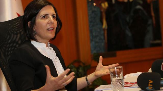 """''Dünya Kadın Liderler"""" listesinde bir Türk"""