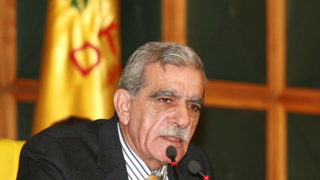 Ahmet Türk'ten kayyum resti: Mümkün değil