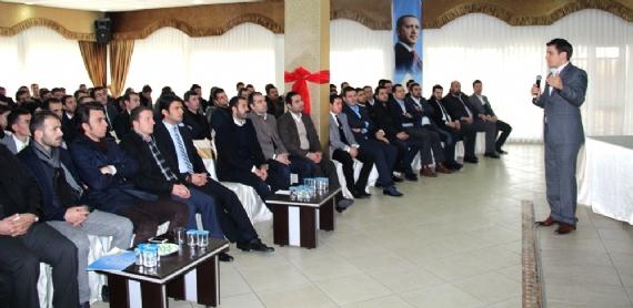 AK Gençler Marmara'yı ağırladı