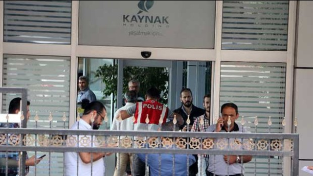 KAYNAK HOLDİNG'E DEV SİBER SALDIRI !