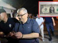 Ergenekon davasının ünlü savcısından da 1 dolar çıktı!