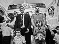 Dersimli bir grup toplu vaftiz töreniyle Hıristiyanlığa geçti