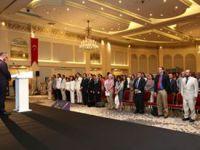 Dünyaca Ünlü Bilimadamları Yaşamın ve Evrenin Kökeni Uluslararası Konferansı İçin Türkiye'de