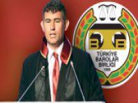 Türkiye Barolar Birliği adli yıl açılış törenine katılmayacak!